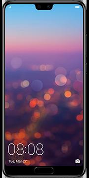 Huawei P20 crni