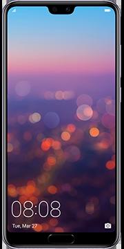 Huawei P20 Pro ljubičasti