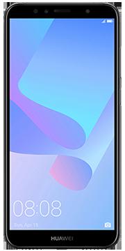 Huawei Y6 2018 crni