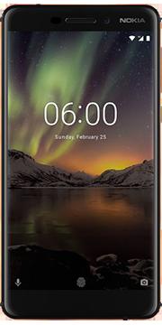 Nokia 6.1 DS crni