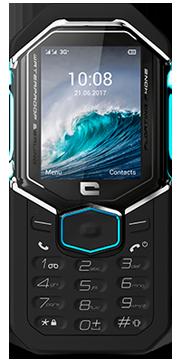Crosscall Shark-X3 DS crni