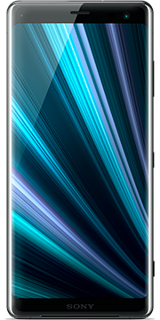 Sony Xperia XZ3 crni
