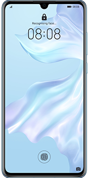 Huawei P30 bijeli