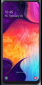 Samsung Galaxy A50 crni