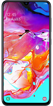 Samsung Galaxy A70 DS crni